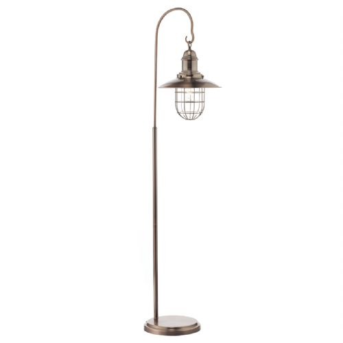 Terrace Floor Lamp Copper TER4964 (Class 2 Double Insulated)